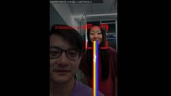 Google présente une Intelligence Artificielle capable de détecter si quelqu'un regarde derrière votre dos