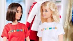 Barbie affiche son soutien en faveur de la communauté