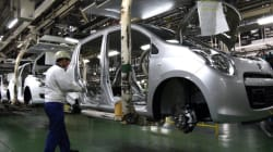 Saida: montage de véhicules de marque Suzuki à partir de