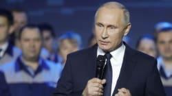 Russie: Poutine candidat à la présidentielle de mars