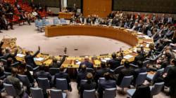 Réunion d'urgence du Conseil de sécurité concernant