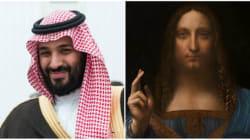 Mohammed Bin Salman serait l'acheteur de la toile à 450 millions de dollars de Léonard de