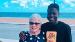 뉴욕 청년과 플로리다 사는 할머니가 '절친'된