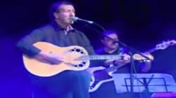 Concert euphorique à Alger de Lounis Ait