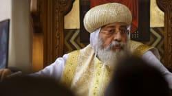 Le pape des coptes d'Egypte refuse de rencontrer le vice-président