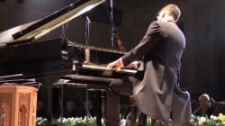 Le pianiste Marouan Benabdallah présente