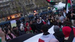 Manifestations en France contre la venue de Netanyahu dimanche à