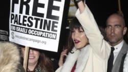 Quand Bella Hadid manifeste pour la Palestine... en robe de