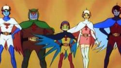 만화영웅 - 세상이 돌아가는