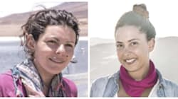 Houda Chaloun et Nadia Stoti lancent
