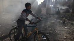 L'armée israélienne bombarde Gaza suite à des tirs de