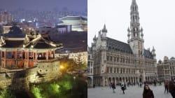 경기도와 벨기에의 평행 이론은 예상