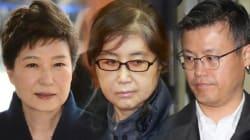 박근혜·최순실이 '국정기조'를 논의한 현장