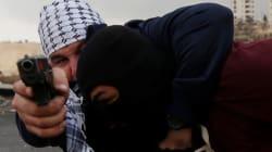 Des agents infiltrés israéliens dispersent une manifestation palestinienne en