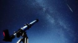 Ce qu'il faut savoir sur la pluie d'étoiles filantes visible cette nuit au