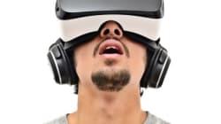 직접 '성인용 VR'을
