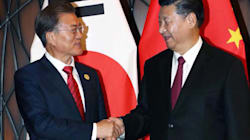문 대통령과 시진핑 주석이 한 목소리를