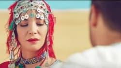 Loubna Abidar s'essaye à la chanson et le résultat ne convainc pas les