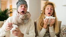 Épidémie de grippe : Pendant combien de temps un malade est-il