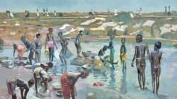 Majorelle et l'art contemporain africain à l'honneur lors d'une vente aux enchères à Paris et