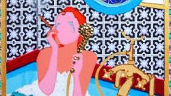 L'artiste tunisien Ilyes Messaoudi promet des