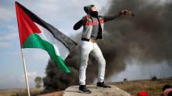 Quatre Palestiniens tués vendredi par les forces