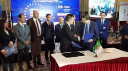 Jil FCE signe un mémorandum d'entente avec ZTE Algérie sur le déploiement de la fibre