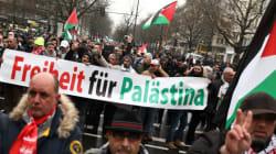 Appel palestinien à des manifestations de colère à l'arrivée du vice-président
