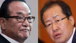 '퇴출' 서청원이 홍준표를 향해 내뱉은 단