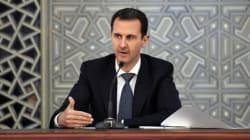 Assad qualifie de