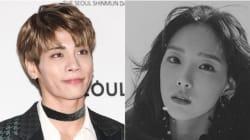 소녀시대 태연이 故샤이니 종현을