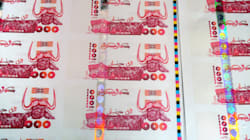 Financement non conventionnel: l'opération de tirage de billets de banque a