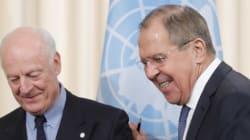 Syrie: Russie, Turquie et Iran veulent réunir régime et rebelles fin janvier à