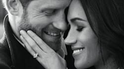 Voici les photos officielles des fiançailles de Prince Harry et Meghan