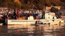 Mostaganem: enquête sur une vidéo montrant des pêcheurs jetant des quantités de sardines à la
