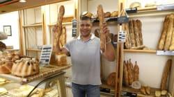 Une journée avec le boulanger tunisien Ridha Khader, fournisseur officiel de