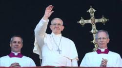 Conflit israélo-palestinien: Le pape plaide pour une solution à deux
