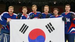귀화선수 7명 아이스하키팀이 평창올림픽을 고대하고