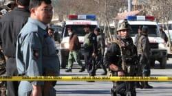 IS가 카불 폭탄테러의 배후를