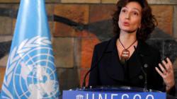 Audrey Azoulay regrette qu'Israël se retire de