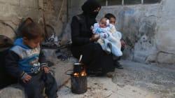 Syrie: combats violents près de Idleb et bombardements meurtriers dans la Ghouta