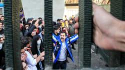 Les images des protestations contre le régime d'Hassan Rohani en