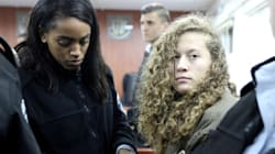 12 chefs d'inculpation retenus contre la jeune activiste palestinienne Ahed