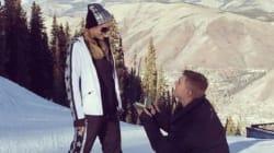 Chris Zylka et Paris Hilton vont se