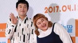홍윤화·김민기 커플이 '올해
