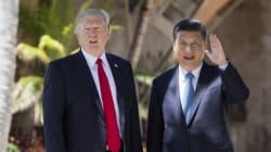 트럼프는 '시진핑'이