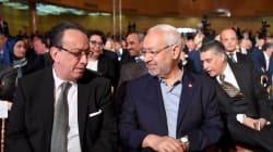 Rached Ghannouchi et Hafedh Caïd Essebsi s'étonnent des critiques visant la loi de