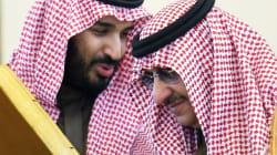 Onze princes saoudiens arrêtés, accusés de refuser la nouvelle obligation pour la famille royale de payer l'eau et