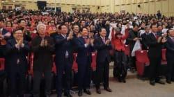 자유한국당이 영화 '1987' 소유권을 거듭 주장하고