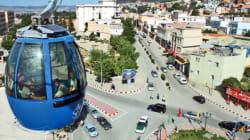 Le téléphérique de Tlemcen remis en service en juillet